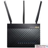 ASUS DSL-AC68U Wireless-AC1900 مودم ایسوس بیسیم