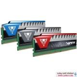 Patriot Viper Elite DDR4 2800 CL16 Quad Channel Desktop - 16GB رم کامپیوتر