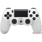 PlayStation 4 White Controller کنترلر سفید پلی استیشن