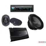 Favourite System Class D سیستم صوتی پیشنهادی خودرو