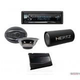 Hertz High Energy Class D سیستم صوتی پیشنهادی خودرو