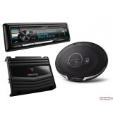 E1 سیستم صوتی پیشنهادی خودرو