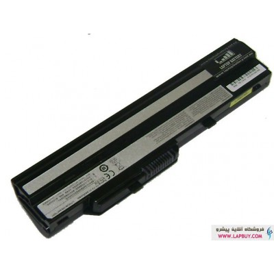 MSI U210 باطری باتری لپ تاپ ام اس آی