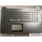 Asus N550 Series کیبورد لپ تاپ ایسوس با قاب