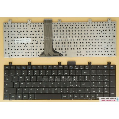 MSI EX610 کیبورد لپ تاپ ام اس آی