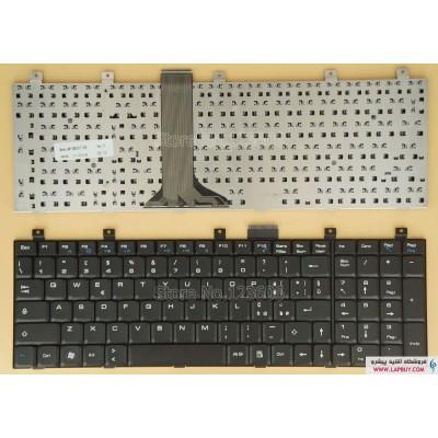 MSI EX620 کیبورد لپ تاپ ام اس آی