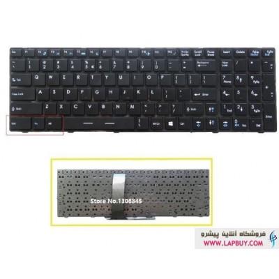 MSI MS-16GC کیبورد لپ تاپ ام اس آی
