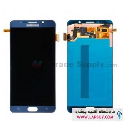 Samsung Galaxy Note 5 تاچ و ال سی دی گوشی موبایل سامسونگ