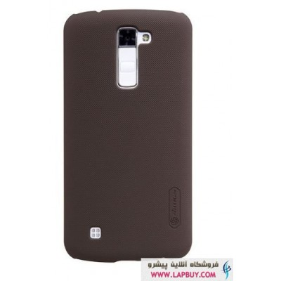 Nillkin Super Frosted Shield Cover LG K10 کاور گوشی موبایل