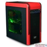 DeepCool PANGU SW Black - Red کیس دیپ کول