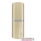 Transcend JetFlash 820G Flash Memory - 64GB فلش مموری
