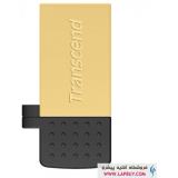 Transcend JetFlash 380G OTG Flash Memory - 32GB فلش مموری