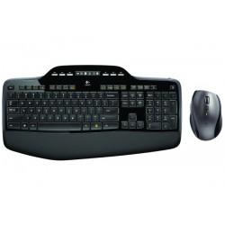 Logitech Wireless MK710 کیبورد و موس بیسیم