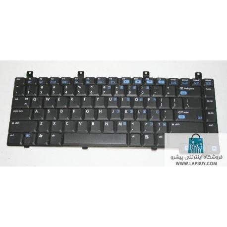 HP Pavilion DV4000 کیبورد لپ تاپ اچ پی