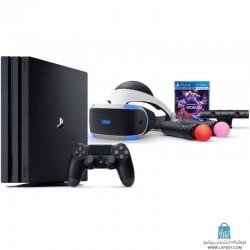 Sony PlayStation 4 Pro With PlayStation VR کنسول بازی سونی
