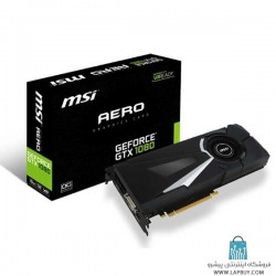 MSI GEFORCE GTX 1080 AERO 8G OC کارت گرافیک ام اس آی