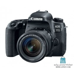 Canon EOS 77D Digital Camera With 18-55mm STM Lens دوربین دیجیتال کانن