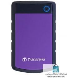 Transcend StoreJet 25H3 External Hard Drive - 2TB هارد اکسترنال ترنسند
