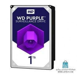Western Digital Purple WD10PURX 1TB هارد دیسک اینترنال