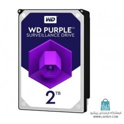 Western Digital Purple WD20PURX 2TB هارد دیسک اینترنال