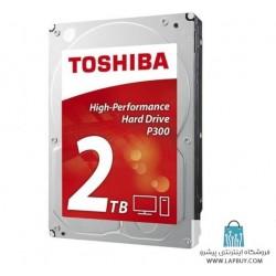Toshiba P300 HDWD120EZSTA - 2TB هارد اینترنال کامپیوتر