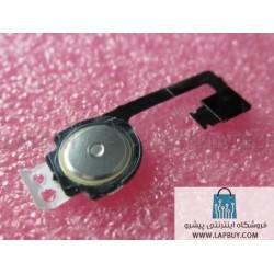 Apple Iphone 4 - Home Button دکمه هووم گوشی موبایل اپل