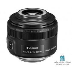 Canon EF-S 35mm f/2.8 Macro IS STM Lens لنز دوربین عکاسی کنان