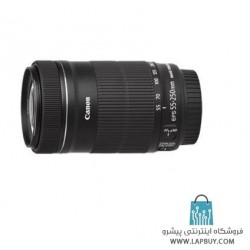 Canon 55-250mm F/4-5.6 IS STM Lens لنز دوربین عکاسی کنان