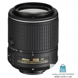 Nikon AF-S DX NIKKOR 55-200mm f/4-5.6G ED VR II Lens لنز دوربین عکاسی نیکون