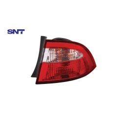LX چراغ خطر بدنه راست خودرو سمند