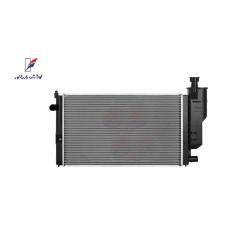 رادیاتورآب بنزینی و گازسوز خودرو سمند EF7