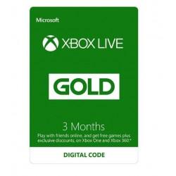 Xbox Gold 3 month Acount اکانت سه ماهه ایکس باکس
