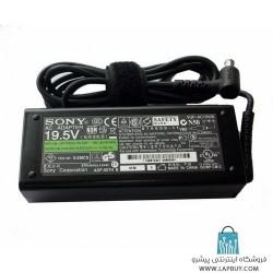 Sony PCG-729 series AC Adapter آداپتور برق شارژر لپ تاپ سونی