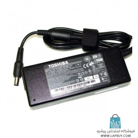 Toshiba Satellite A200-10X Series AC Adapter آداپتور برق شارژر لپ تاپ توشیبا
