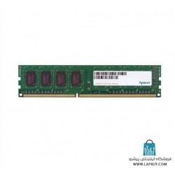 Apacer UNB PC3-12800 CL11 4GB DDR3 1600MHz U-DIMM RAM رم کامپیوتر اپیسر