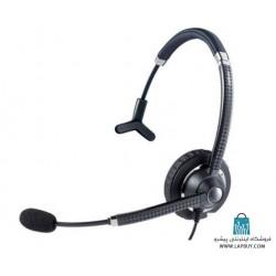 Jabra UC Voice 750 Mono Dark Wired Headset هدست با سیم