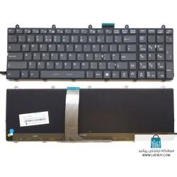 MSI GE60 2PE Apache کیبورد لپ تاپ ام اس آی