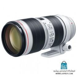 Canon EF 70-200mm f/2.8L IS III USM لنز دوربین عکاسی کنان