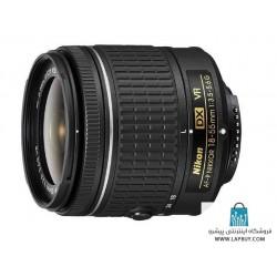Nikon AF-P DX 18-55mm f/3.5-5.6G VR Lens لنز دوربین عکاسی نیکون