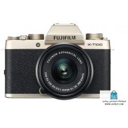 Fujifilm X-T100 mirrorless digital Camera with XC 15-45mm Lens دوربین دیجیتال فوجی فیلم