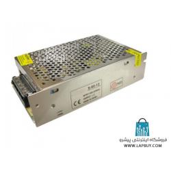 Switching Power Supply 12v-10A تغذیه سوئیچینگ فلزی