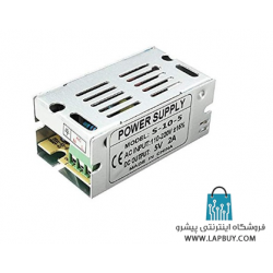 Switching Power Supply 5v-2A تغذیه سوئیچینگ فلزی