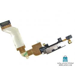 Apple iPhone 4s - Plug In Flex Cable / Dock Connector فلت گوشی اپل