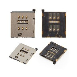 iPhone 6S, iPhone 6S Plus کانکتور سیم کارت گوشی موبایل اپل