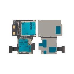 Samsung I9500 Galaxy S4 کانکتور سیم کارت گوشی موبایل سامسونگ