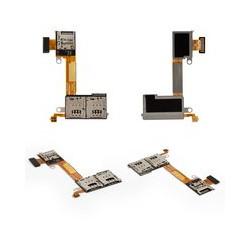 Sony D2302 Xperia M2 Dual کانکتور سیم کارت گوشی موبایل سونی