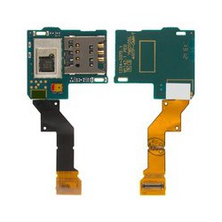 Sony LT26i Xperia S کانکتور سیم کارت گوشی موبایل سونی
