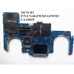 Dell Alienware M17X R3 مادربرد لپ تاپ دل