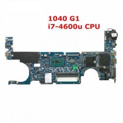 HP 1040 G1 748354-601 مادربرد لپ تاپ اچ پی