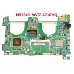 Asus N550JK Cpu i7 مادربرد لپ تاپ ایسوس